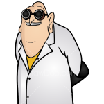 How to Draw Dr. Nefario, Despicable Me