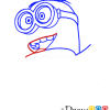 How to Draw Dave Run, Despicable Me