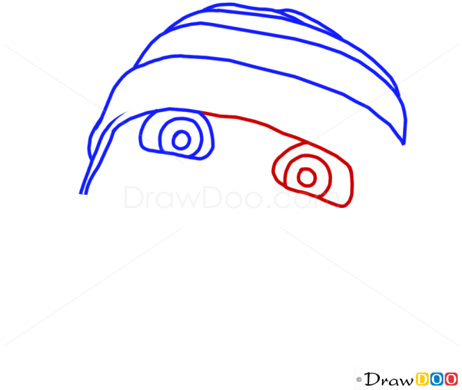 How to Draw Edith, Despicable Me