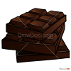 How to Draw Chocolate, Desserts