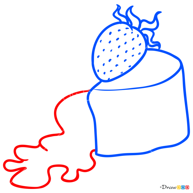 How to Draw Fondan, Desserts