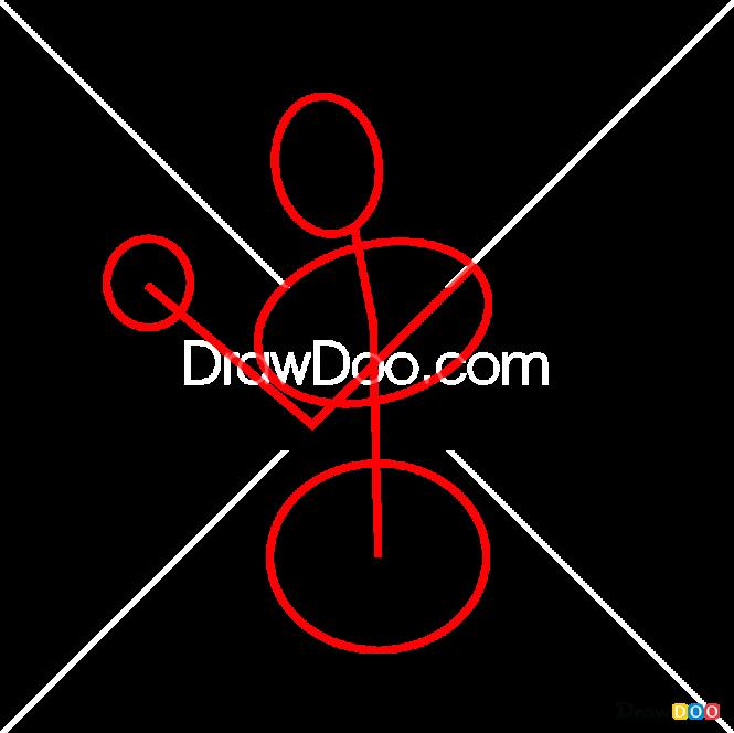 How to Draw Hunter, Destiny
