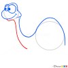 How to Draw Diplodocus, Dinosaurus