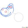 How to Draw Kriptops, Dinosaurus