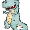 How to Draw Allosaurus, Dinosaurus