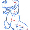 How to Draw Allosaurus, Dinosaurus