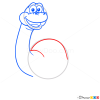 How to Draw Brachiosaurus, Dinosaurus