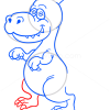 How to Draw Parazaurolof, Dinosaurus