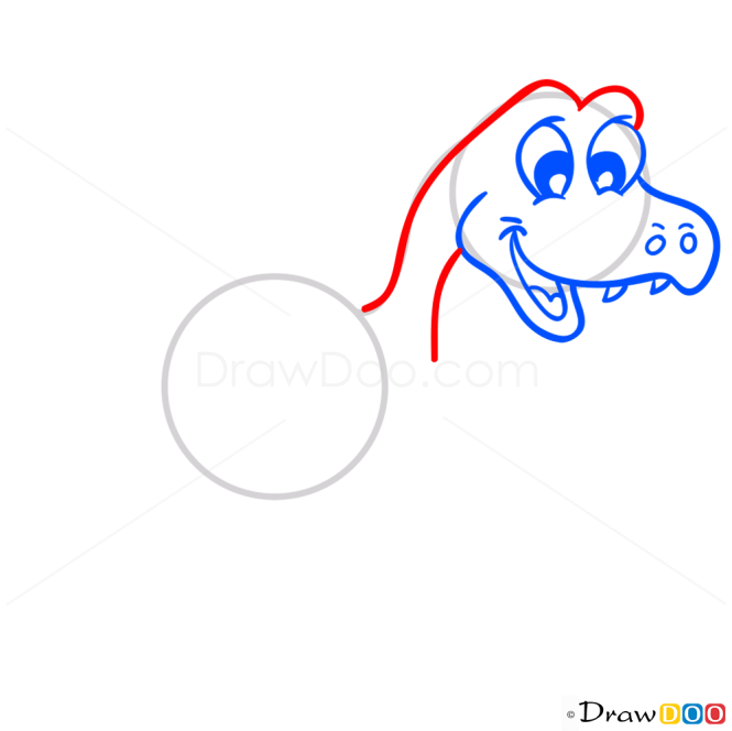 How to Draw Fukuiraptor, Dinosaurus