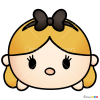 How to Draw Alice, Disney Tsum Tsum