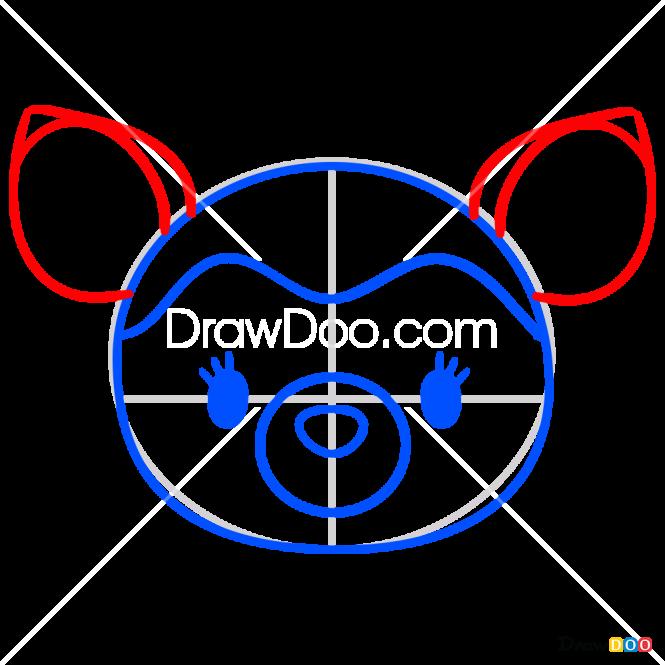 How to Draw Bambi, Disney Tsum Tsum