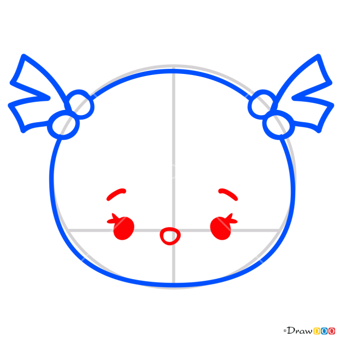 How to Draw Boo, Disney Tsum Tsum