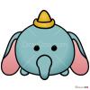 How to Draw Dumbo, Disney Tsum Tsum