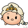 How to Draw Elsa, Disney Tsum Tsum