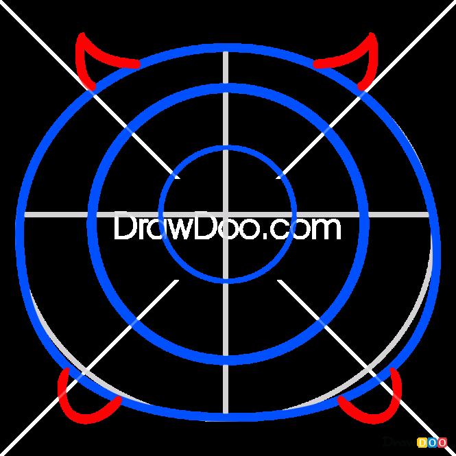 How to Draw Mike, Disney Tsum Tsum