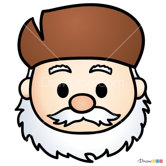 How to Draw Prospector, Disney Tsum Tsum