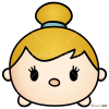 How to Draw Tinker Bell, Disney Tsum Tsum