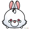 How to Draw White Rabbit, Disney Tsum Tsum
