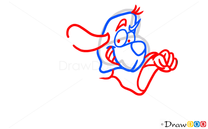 How to Draw Underdog, Dogs and Puppies