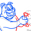 How to Draw Spike and Tyke, Dogs and Puppies