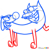 How to Draw CatDog, Dogs and Puppies