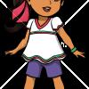 How to Draw Naiya, Dora and Friends