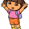 How to Draw Dora, Dora