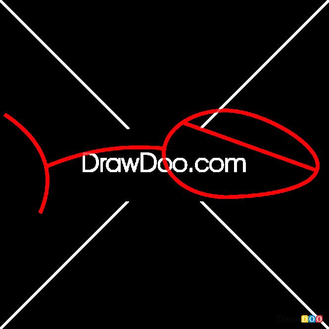 How to Draw Destiny, Dory and Nemo