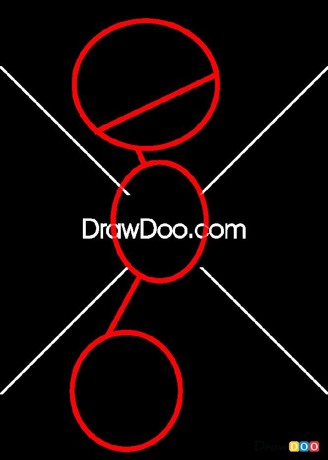 How to Draw Sheldon, Dory and Nemo