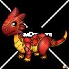 How to Draw Lava Dragon, Dragon Mania legends