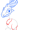 How to Draw Tornado Dragon, Dragon Mania legends