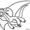 How to draw japanese dragon dragons and beasts