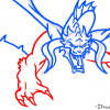 How to Draw Earth Dragon, Dragons and Beasts