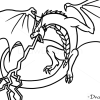 How to Draw Electric Dragon, Dragons and Beasts