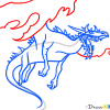 How to Draw Zombie Dragon, Dragons and Beasts