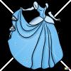 How to Draw Cinderella Dress, Dolls Dress Up