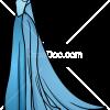 How to Draw Elsa Dress, Dolls Dress Up