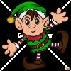 How to Draw Christmas Elf, Elves