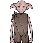 How to Draw Dobby, Elves