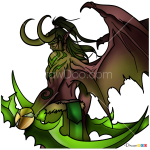 How to Draw Illidan, Elves