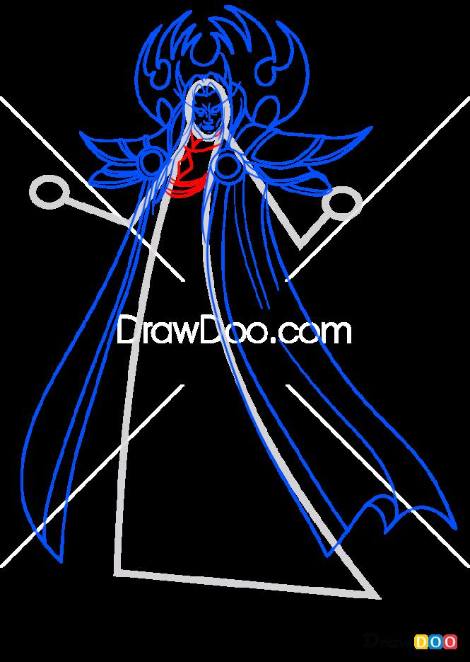 How to Draw Kaelthas Sunstrider, Elves