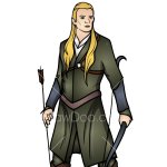 How to Draw Legolas, Elves