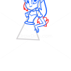 How to Draw Applejack, Equestria Girls