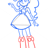 How to Draw Pinkie Pie, Equestria Girls