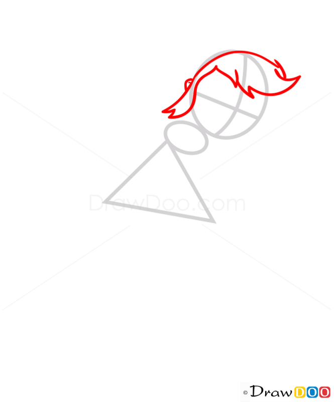 How to Draw Applejack Face, Equestria Girls