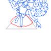 How to Draw Madeline Hatter, Ever After Higt