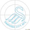How to Draw Swansea, City, Football Logos