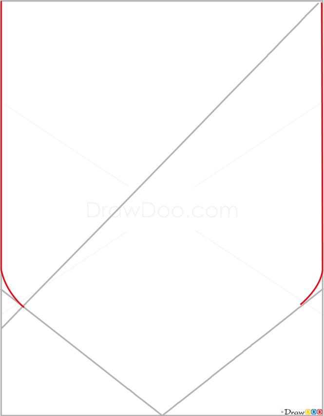 How to Draw Atletico, Madrid, Football Logos