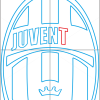 How to Draw Juventus, Football Logos