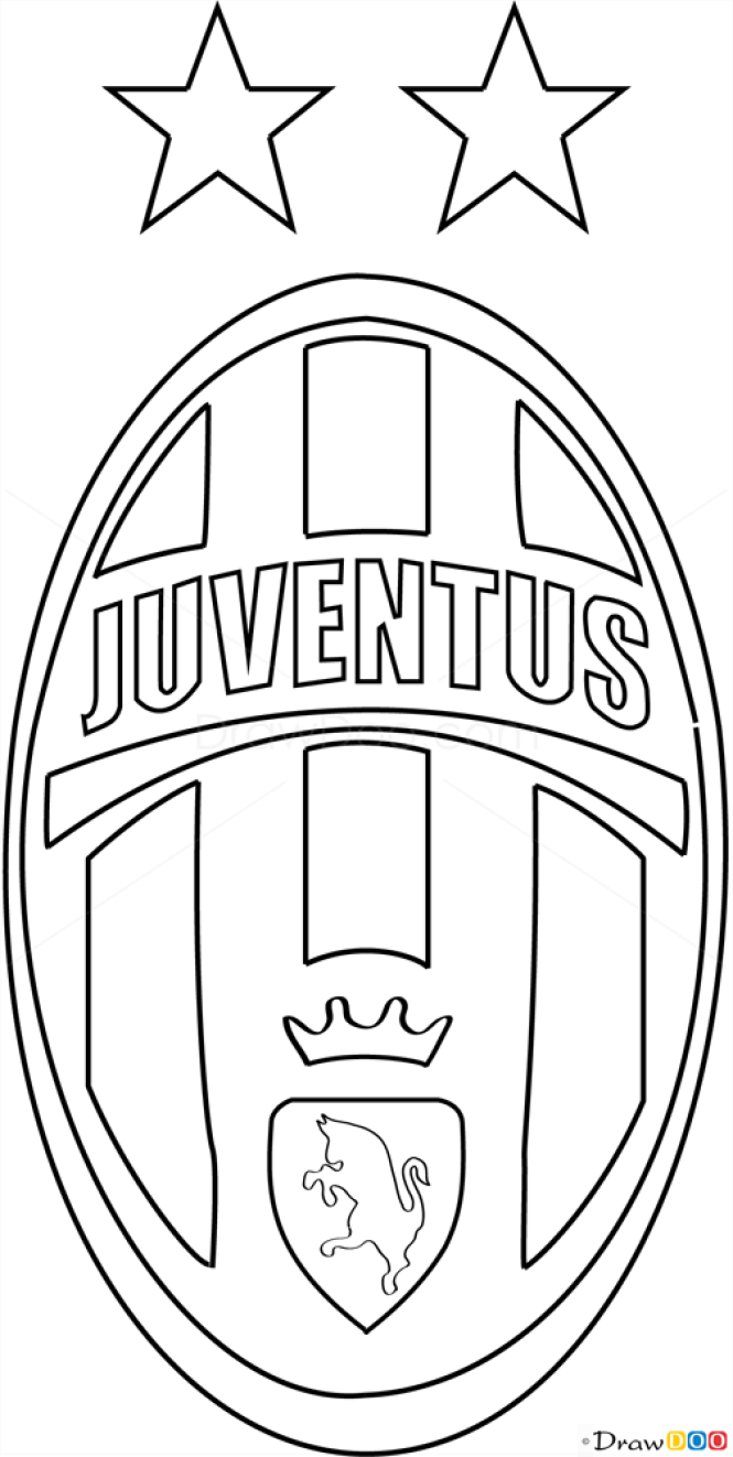 How To Draw Juventus Football Logos August 28